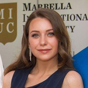 Anastasia M. Juscenko