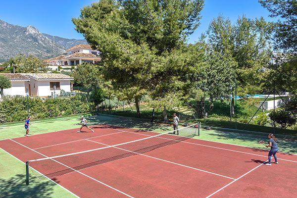 Sport - Marbella International university Centre - Spain